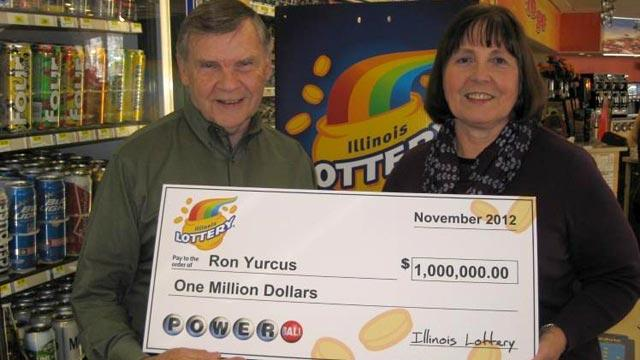 Chaplain Finds $1M Powerball in Desk