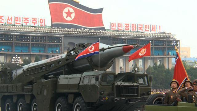 North Korea conducts its third nuclear test