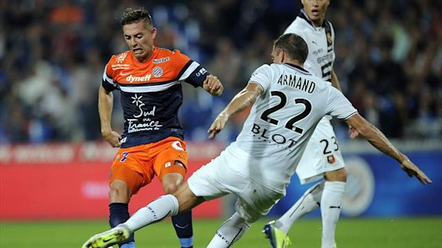 2013 Ligue 1 Montpellier - Rennes