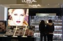 LOreal seeks more China glow with $840 million bid for skincare firm