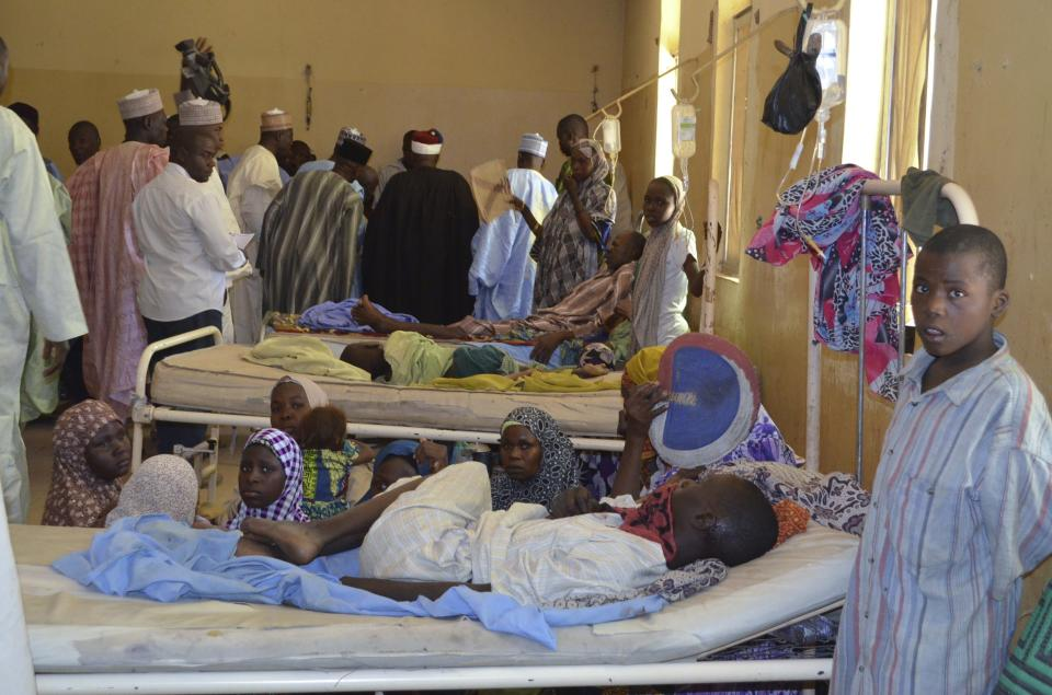43 killed in Nigeria in suspected Boko Haram school attack