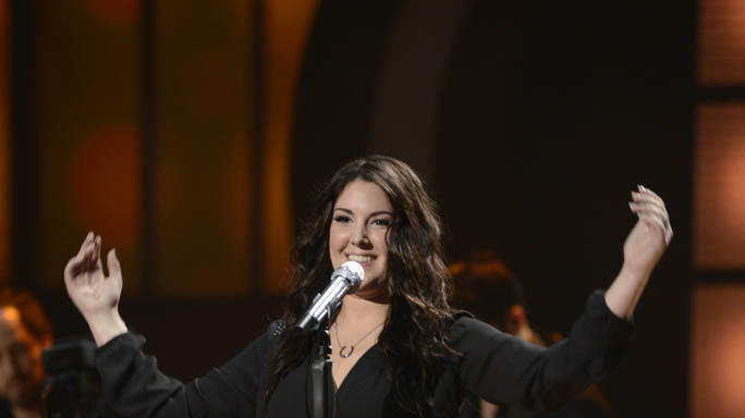 """American Idol"" Top 9 - Kree Harrison"