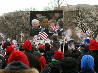 First Person: Grading Obama's Inaugural Speech