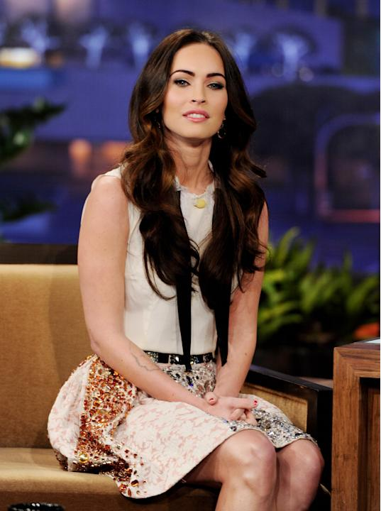 El cambio de Megan Fox