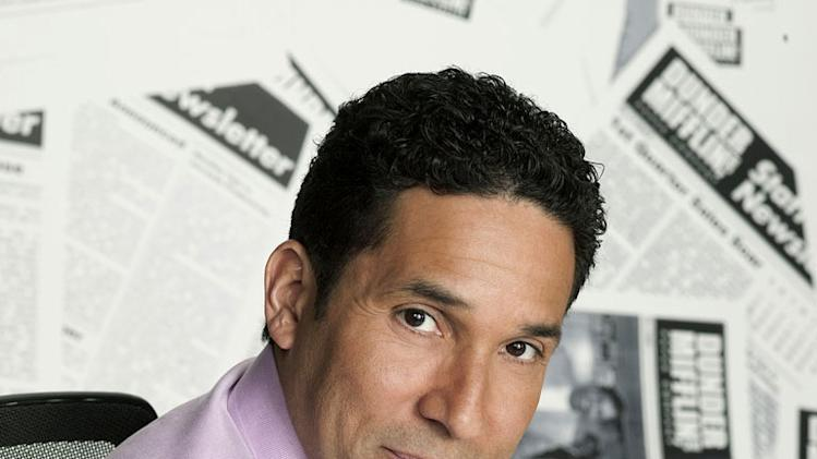 "Oscar Nunez as Oscar Martinez in ""The Office."""