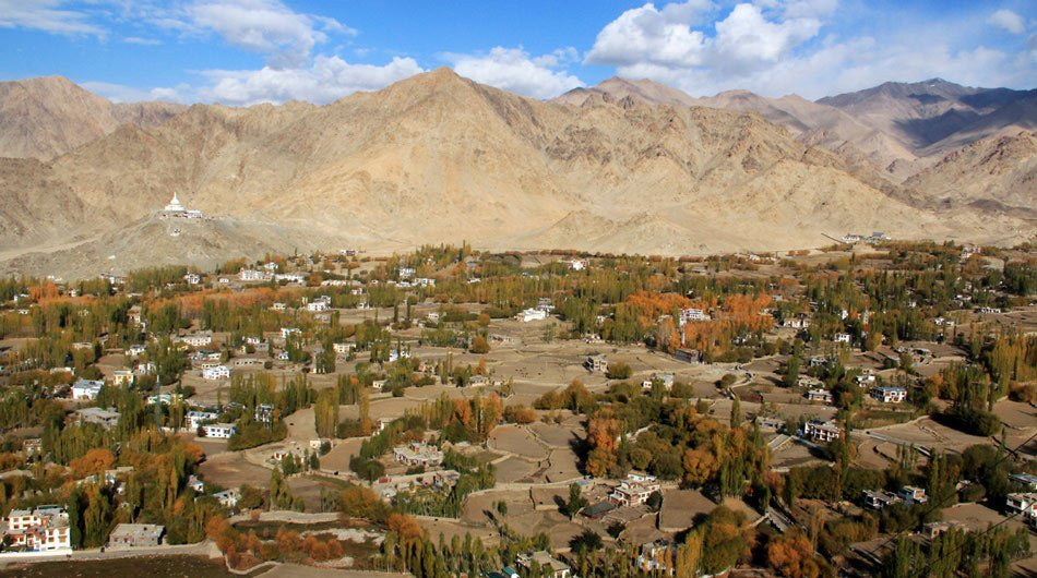 Longing in love for Ladakh