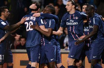 Paris Saint-Germain wins Ligue 1 title