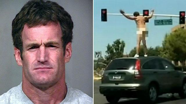 Naked Carjacker Is Former English Teacher, Real Estate Exec