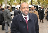 <p>A top member of Morocco's largest Islamist group, Fathallah Arsalane, pictured here on November 29, 2010, has said that the banned but tolerated opposition movement was ready to enter the political fray if the authorities allowed it to.</p>