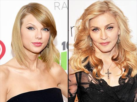 """Taylor Swift Is """"Dead"""" After Madonna Compliments Her: """"How Am I Supposed to Deal With This"""""""
