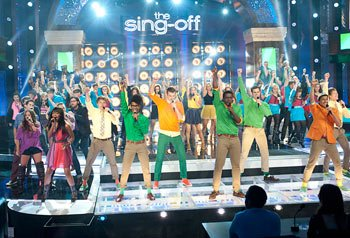'The Sing-Off' is hitting all the right notes (Lewis Jacobs/NBC)