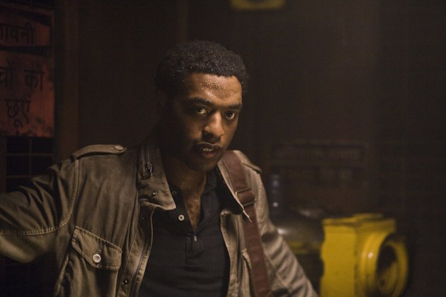 2012 Production Photos Columbia Pictures 2009 Chiwetel Ejiofor