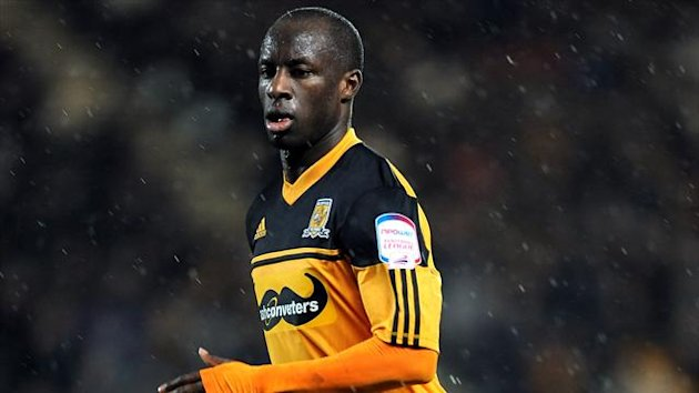 Sone Aluko has had surgery on an Achilles injury