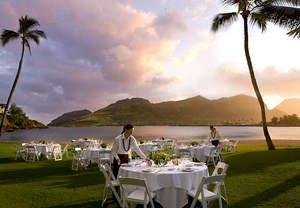 Get Hitched This Fall With the Aloha Lani Wedding Ceremony Package at Kauai Marriott Resort