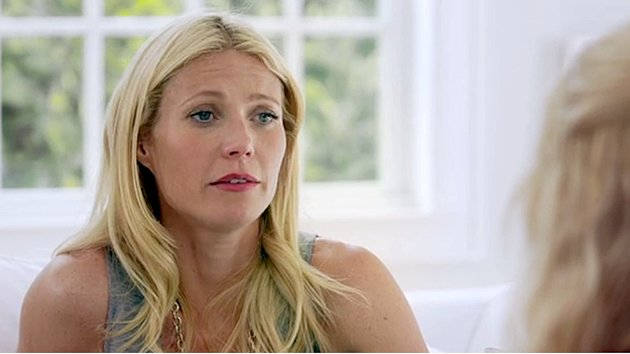 Paltrow: Depression Made Me Feel Like a 'Zombie'