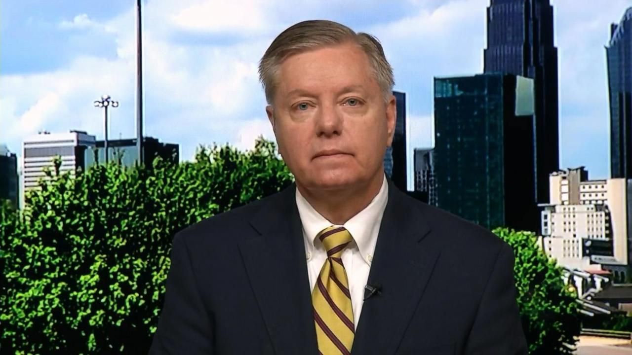 Lindsey Graham Details His Entry Into 2016 Presidential Race
