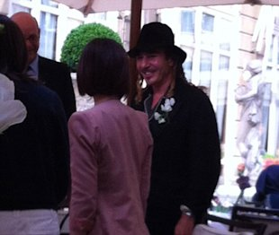 John Galliano Meets Anna Wintour AND Grace Coddington: What Is Going On?