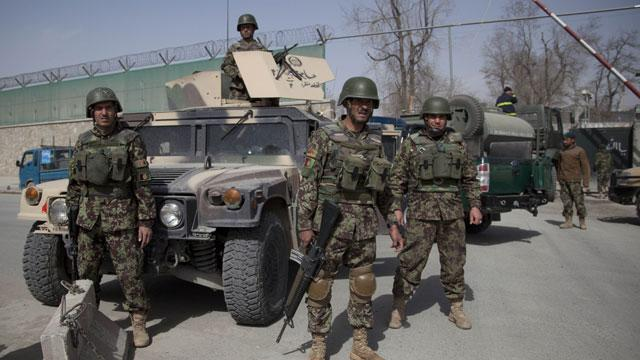 Defense Secretary Chuck Hagel's Afghan Visit Met by Suicide Attacks