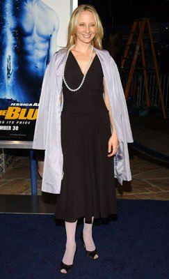 Anne Heche at the Westwood premiere of MGM/Columbia Pictures' Into the Blue