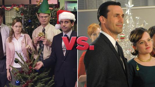 The Office vs. Mad Men