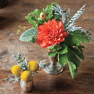 Small Floral Arrangments