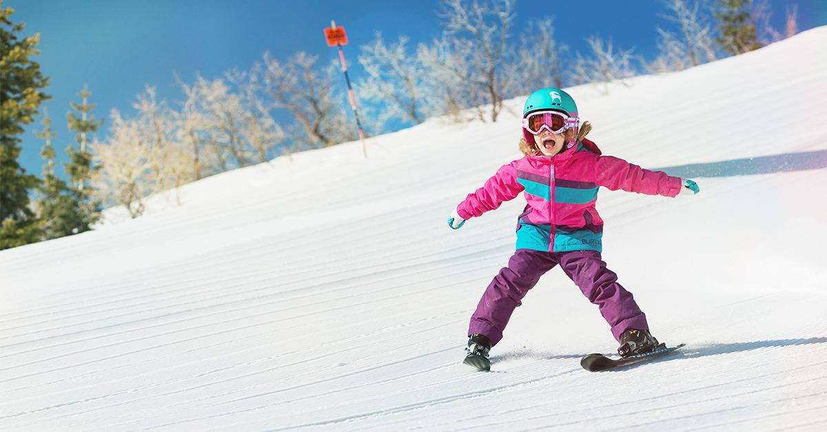Find Your Greatest Family Ski Itinerary