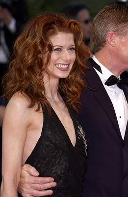 Debra Messing Hollywood Ending Premiere Cannes Film Festival - 5/15/2002