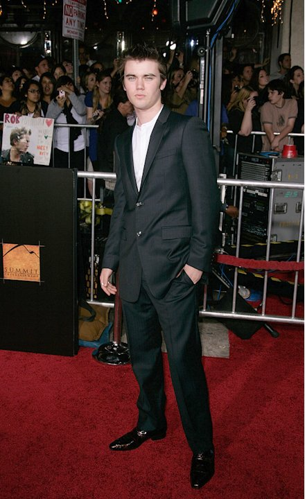 Twilight Saga New Moon LA Premiere 2009 Cameron Bright