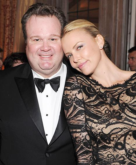 "Eric Stonestreet Jokes: Charlize Theron Romance Rumors Are Making Halle Berry ""Jealous"""