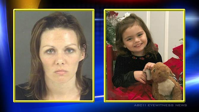 Mother charged with murder of 4 year old