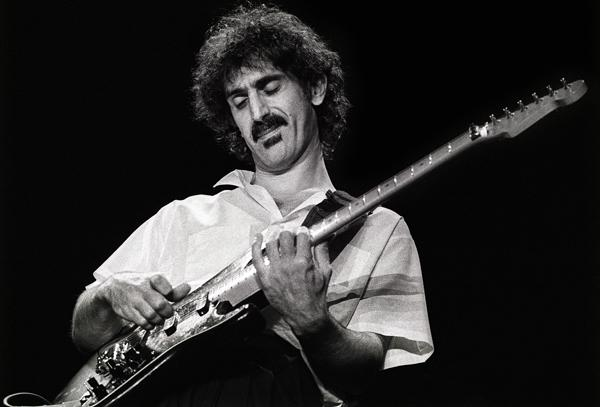 Frank Zappa Fans Offered Unique Access to Unreleased Music