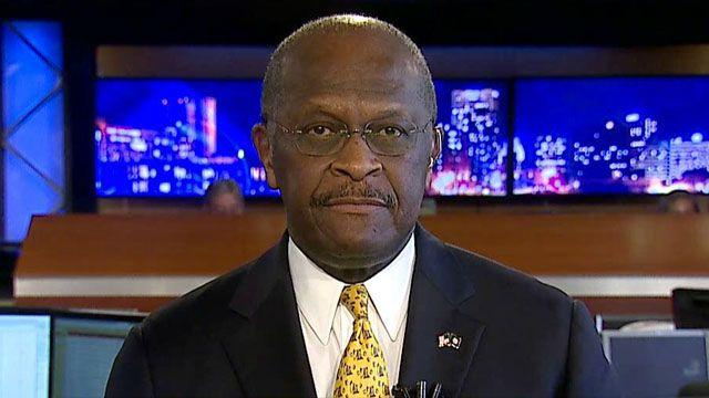 Herman Cain: Uncertainty is killing this economy