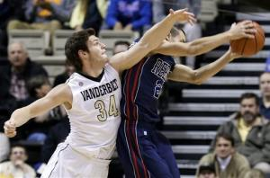 Ole Miss rallies, beats Vanderbilt 89-79 in OT