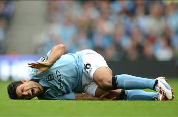 Aguero: I'm fully recovered and eager to return for Manchester City