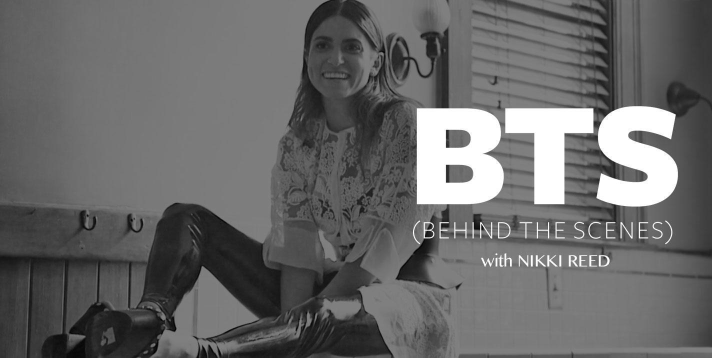 """Nikki Reed on Her Most Cherished Clothes & Why Thrift Shops Are """"Treasures"""""""
