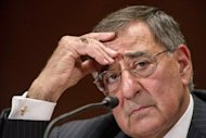 "<p>The ""dysfunction"" in the US Congress, where Republicans and Democrats have failed to compromise on debt reduction, threatens US national security, according to Defense Secretary Leon Panetta, pictured last week.</p>"