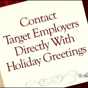 Holiday Season A Great Time To Search For Jobs