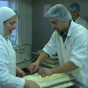 Syrian Cheesemaker Finds Success in the UK
