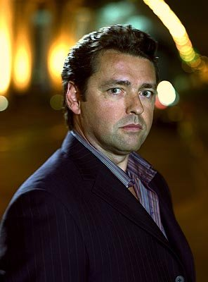 "Angus MacFadyen as Roy Bremmer Sci-Fi Network's ""Five Days to Midnight"""