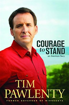 Cover of Tim Pawlenty's book