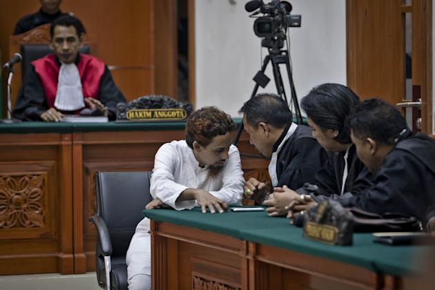 Verdict Handed Down On Bali Bombmaker