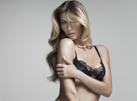 Mode : Gisele Bndchen, sensuellement divine pour sa nouvelle collection de lingerie !