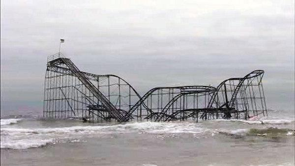 Seaside Heights roller coaster to be removed soon