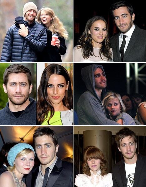 Jake Gyllenhaal Turns 31: His Love Life Revisited