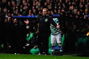 Celtic manager Lennon receives SFA complaint over abusive language