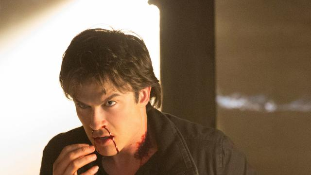 """The Vampire Diaries"" -- ""Down the Rabbit Hole"""