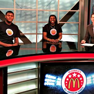 Best Part About Being A McDonald's All-American