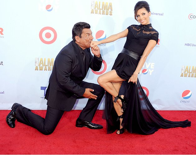 George Lopez, Eva Longoria
