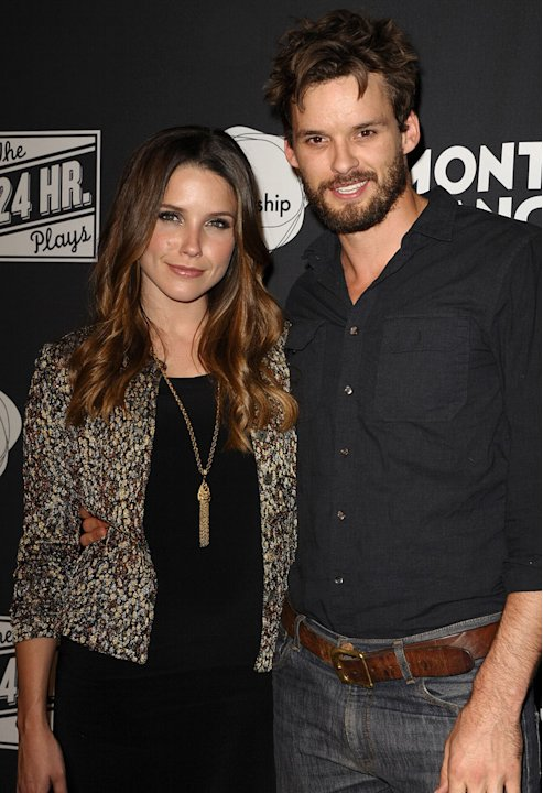 Sophia Bush, Austin Nichols