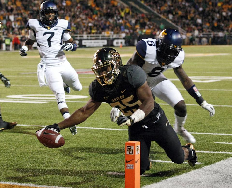 Seastrunk running toward bold Heisman statement